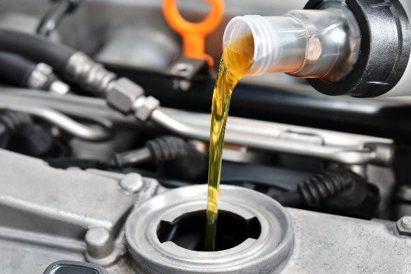 Arden High Tech Auto Repair Oil Change